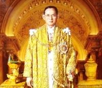 プミポン国王画像