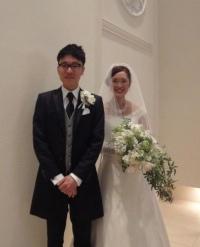 大竹涼太結婚画像