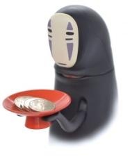 カオナシ貯金箱画像