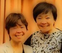 谷査恵子と昭恵夫人画像