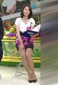 NHK杉浦友紀アナの美しい足が話題!新春早々縁起がいい!画像あり