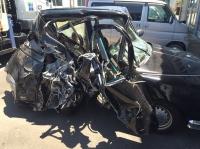 梶つよしの事故車画像