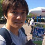 斉田季実治の父親ぶりと子供たち!熱中症予防のために日傘男子に!