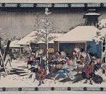 忠臣蔵の討ち入りの日にち(日付)は12月14日!赤穂事件の推移