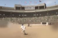 1942年のプレイボールの撮影場所(ロケ地)の野球場はどこ?