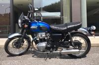 アンナチュラルで久部六郎(窪田正孝)のバイクあおちゃんのメーカーは?