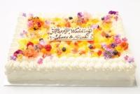 クリスマスケーキの大人数用や大きいサイズの通販や予約の方法2017!