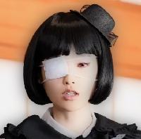 高嶺の花の秋保のコスプレ:眼帯ゴスロリ少女の元ネタキャラは誰?