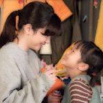 半分青いで鈴愛の娘のカンちゃんこと花野役の子役は誰?