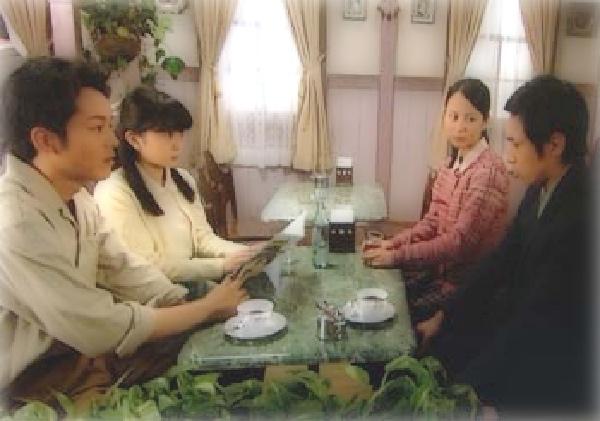 梅ちゃん先生ー佐津川愛美出演シーン画像