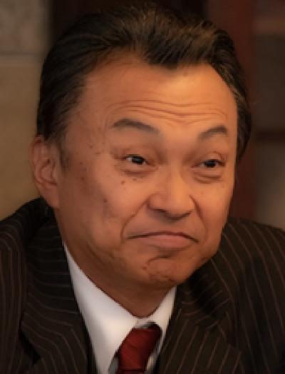 エール落合吾郎役相島一之画像