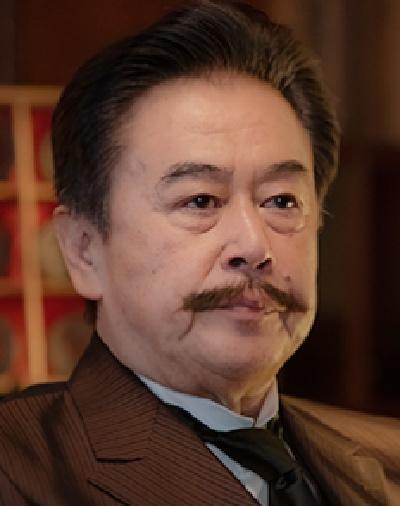 エール権藤茂兵衛役風間杜夫画像