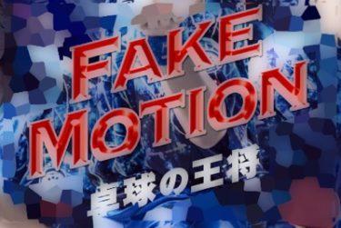 FAKEMOTION卓球の王将イメージ画像