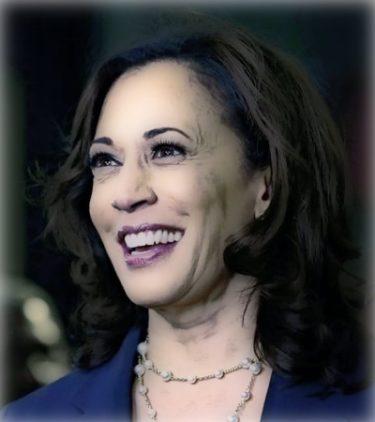 カマラ・ハリス上院議員画像
