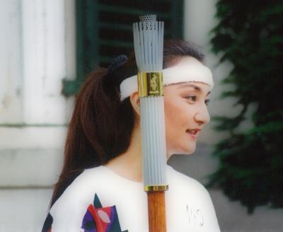 中林美恵子1996年画像
